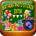 Birthday Photo Editor