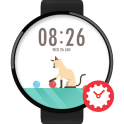 Catchcat watchface by Marion