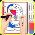 Learn Drawing Doraemon