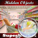 Hidden Objects Supermarket