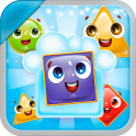 Games for kids : baby balloons