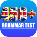 English Grammar Test - Offline