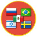 World's Countries & Capitals Quiz Game