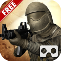 VR Urban Commando Shooting