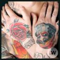 Hand Tattoos Ideas