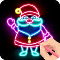 Draw Glow Christmas 2020