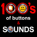 100's of Buttons & Prank Sound Effects