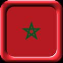 Morocco Flag Live Wallpaper