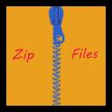 Comprimir archivos zip Tamaño