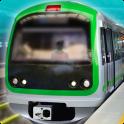 Bangalore Metro Train 2017