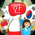 Read Korean game Hangul punch