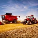 Harvester Forage farm 2017