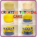 Tutorial for Decorating Cake
