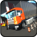 Cargo Truck Transportation 3D