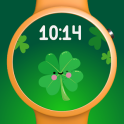 St Patrick Day Cute Watch Face
