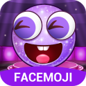 Glitter Emoji for Facemoji