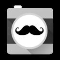 Mustache Man Hair Photo Maker