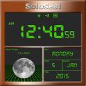Moon Phase Alarm Clock