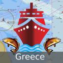 i-Boating:Greece Marine Charts