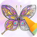 Butterflies Coloring Books