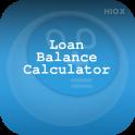 Loan Balance Calculator
