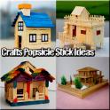 Crafts Popsicle Stick Ideas