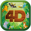 Pocket Zoo 4D - Animals