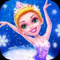 Ice Swan Ballet Princess Salon