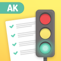 Permit Test Prep Alaska AK DMV Driver's License Ed