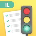 Permit Test Illinois IL DMV Driver's License Test