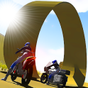 बाइक मोटो स्टंट रेसिंग 3 डी