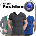 Man Fashion Photo Maker Studio