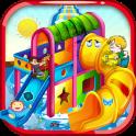 Water Slide Repair Game