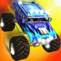 Monster Truck Stunt Speed Race by Kaufcom
