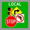 Road Sign Bingo USA (Local Route)