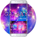 Galaxy2 Starry Keyboard Themes