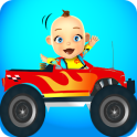 Baby Monster Truck Game