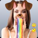 Selfie filter for face swap