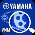 YAMAHA PartsCatalogue VNM