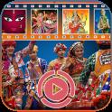 Navratri Garba Video Maker