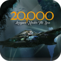 20,000 Leagues - Jules Verne - BEST Book app ever
