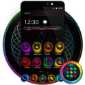 Color Fluorescent switch theme