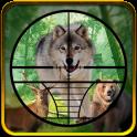 La chasse des animaux d jungle