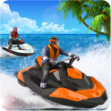Water Boat Fun Racing Game