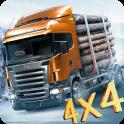 Cargo Truck 4x4 Hill Transporter