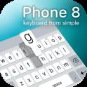 Phone 8 Emoji Keyboard
