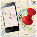 Mobile Location Tracker Map