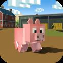 Blocky Pig Simulator 3D