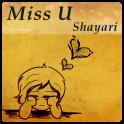 Miss U Shayari