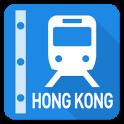 Hong Kong Rail Map - MTR/Tram